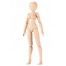 FRAME ARMS GIRL HAND SCALE PRIME BODY PLASTIC MDL KIT (Net)