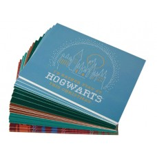 HARRY POTTER CHRISTMAS NOTE CARD SET (C: 1-1-2)