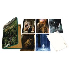 HARRY POTTER HOGWARTS CONCEPT ART POSTCARD TIN SET (C: 1-1-2