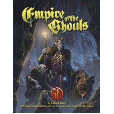 EMPIRE OF THE GHOULS 5E HC (C: 0-1-2)