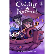 ODDLY NORMAL TP VOL 04