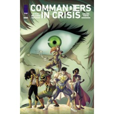 COMMANDERS IN CRISIS #12 (OF 12) CVR A TINTO (MR)