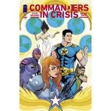 COMMANDERS IN CRISIS #12 (OF 12) CVR B PAQUETTE (MR)
