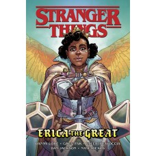 STRANGER THINGS ERICA THE GREAT TP (C: 0-1-2)