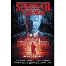 STRANGER THINGS LIBRARY ED HC VOL 02 (C: 0-1-2)