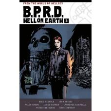 BPRD HELL ON EARTH TP VOL 03 (C: 0-1-2)
