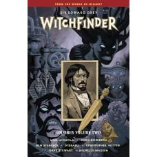 WITCHFINDER OMNIBUS HC VOL 02 (C: 0-1-2)