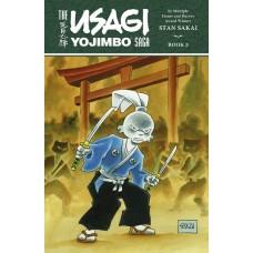 USAGI YOJIMBO SAGA TP VOL 03 (2ND ED) (C: 0-1-2)