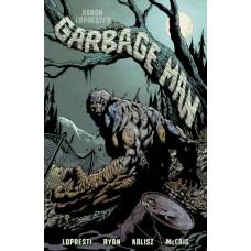 GARBAGE MAN TP (C: 0-1-2)