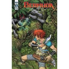BERMUDA #3 (OF 4) CVR A BRADSHAW