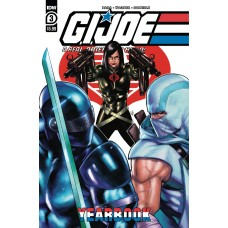 GI JOE A REAL AMERICAN HERO YEARBOOK #3