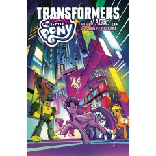 MLP TRANSFORMERS MAGIC OF CYBERTRON TP (C: 0-1-0)