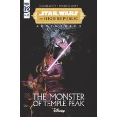 SW HIGH REPUBLIC ADV MONSTER TEMPLE PEAK #2 (OF 4) (C: 1-0-0