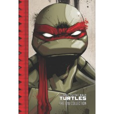 TMNT ONGOING (IDW) COLL TP VOL 01 (C: 1-0-0)