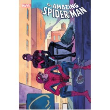 AMAZING SPIDER-MAN #74 (#875) PICHELLI MILES MORALES 10TH ANNIV VAR