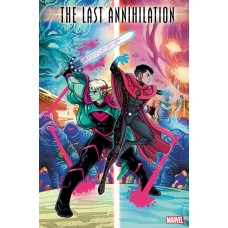 LAST ANNIHILATION WICCAN AND HULKING #1