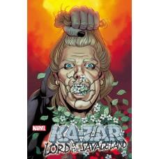 KA-ZAR LORD SAVAGE LAND #1 (OF 5) CABAL VAR