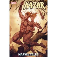 KA-ZAR MARVEL TALES #1