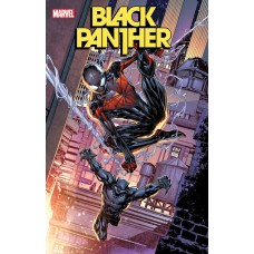 BLACK PANTHER #2 LASHLEY MILES MORALES 10TH ANNIV VAR