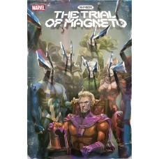 X-MEN TRIAL OF MAGNETO #2 (OF 5) SHAVRIN VAR