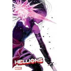 HELLIONS #15 HANS VAR