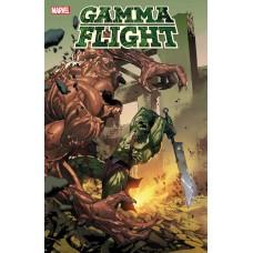 GAMMA FLIGHT #4 (OF 5)