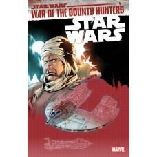 STAR WARS #17 VILLANELLI BLUEPRINT VAR WOBH