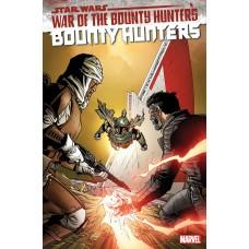 STAR WARS BOUNTY HUNTERS #16 WOBH