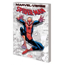 MARVEL-VERSE GN TP SPIDER-MAN
