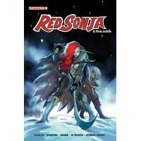 RED SONJA (2021) #1 CVR A ANDOLFO