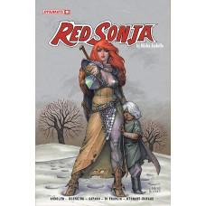 RED SONJA (2021) #1 CVR C LINSNER