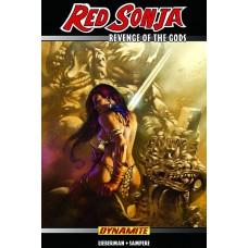 RED SONJA REVENGE OF THE GODS TP