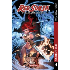 RED SONJA WORLDS AWAY TP VOL 04 BLADE SKATH