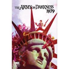 ARMY OF DARKNESS 1979 #1 CVR B SUYDAM
