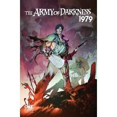ARMY OF DARKNESS 1979 #1 CVR D SAYGER