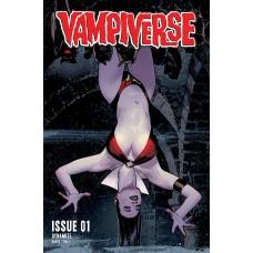 VAMPIVERSE #1 CVR A HUGHES