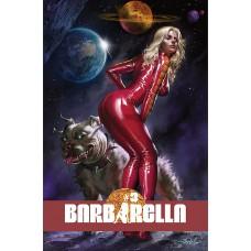 BARBARELLA #3 CVR A PARRILLO