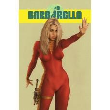 BARBARELLA #3 CVR D CELINA