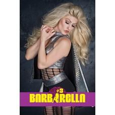 BARBARELLA #3 CVR E COSPLAY