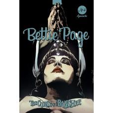 BETTIE PAGE & CURSE OF THE BANSHEE #4 CVR C MOONEY