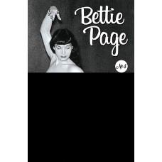 BETTIE PAGE & CURSE OF THE BANSHEE #4 CVR I BLACK BAG PHOTO