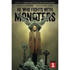 HE WHO FIGHTS WITH MONSTERS #1 CVR B LEE (MR) (C: 1-0-0)