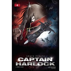 SPACE PIRATE CAPT HARLOCK #4 CVR E ALQUIE