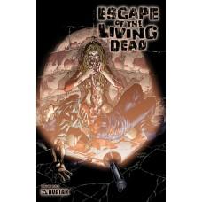 ESCAPE LIVING DEAD ORIGINAL GORE COVERS SET (5CT) (MR) (C: 0