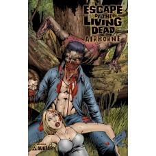 ESCAPE LIVING DEAD FEAR THE GORE COVERS SET (5CT) (MR) (C: 0