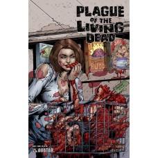 PLAGUE LIVING DEAD GORE COVERS SET (7CT) (MR) (C: 0-1-2)