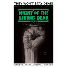 NIGHT LIVING DEAD DAY OF THE DEAD MOVIE POSTER ED (MR) (C: 0