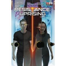 RESISTANCE UPRISING #6