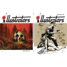 ILLUSTRATORS MAGAZINE #35 (C: 0-1-2)
