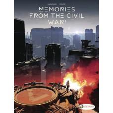MEMORIES FROM THE CIVIL WAR GN VOL 01 (C: 0-1-1)
